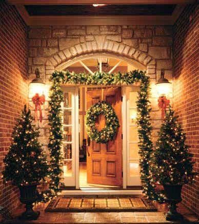 Como decorar tu casa esta navidad 2016 2017 14 for Decoracion de casas 2016