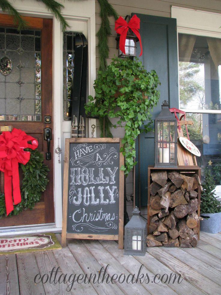 Como decorar tu casa esta navidad 2016 2017 32 - Como adornar tu casa en navidad ...