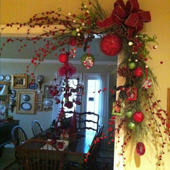 Como decorar tu casa esta navidad 2016 2017 5 decoracion for Decoracion de casas 2016