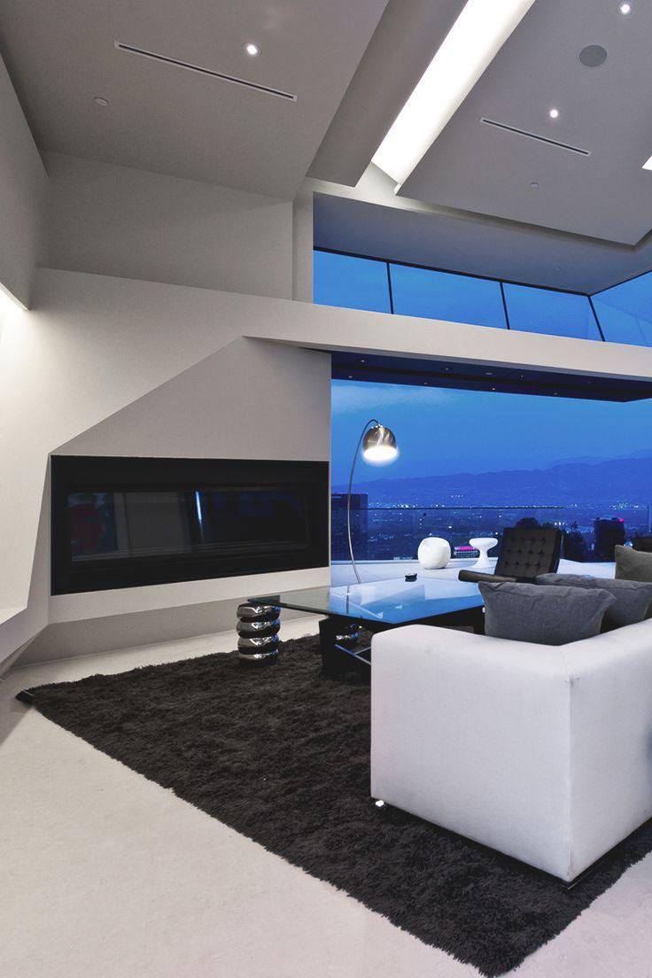 Decoracion de interiores para casas modernas 4 Interiores de casas modernas 2016