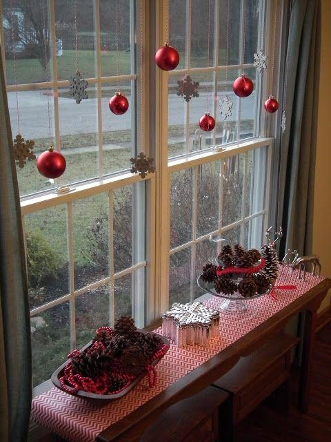 Decoraciones navide as para intentar esta temporada como for Decoraciones navidenas para la casa