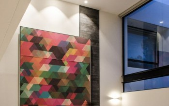 Detalles en la decoración de casas modernas