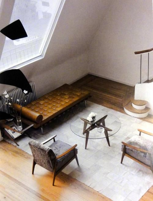 Distribucion de muebles en salas de estar pequenas 11 - Muebles para casas pequenas ...