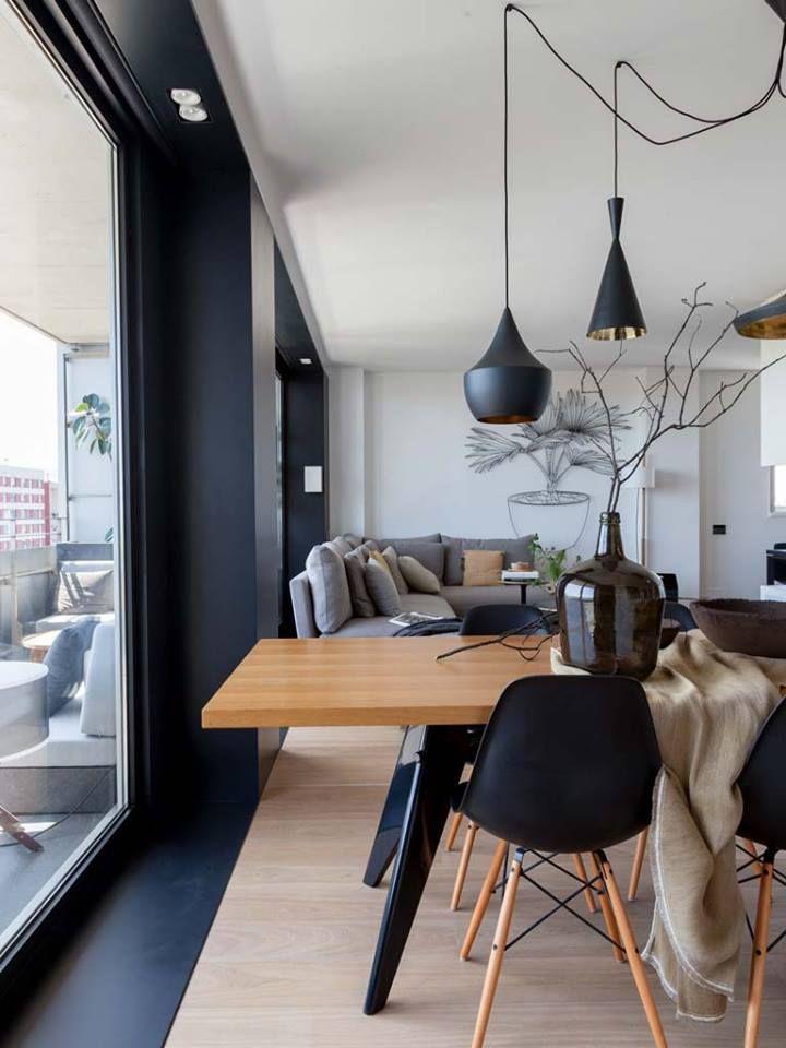 Distribucion de muebles en salas de estar pequenas 12 for Muebles para sala de estar pequena