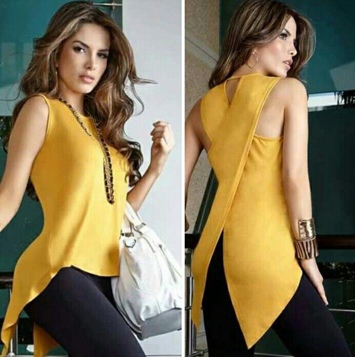 estilos-de-blusas-para-crear-outfits-formales-24 ...