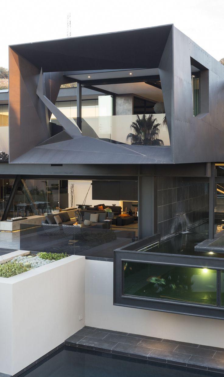 Fachadas de casas estilo contemporaneo 18 for Fachadas de casas estilo contemporaneo