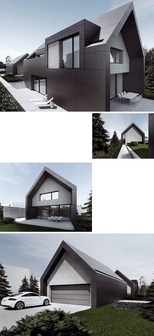 Fachadas de casas estilo contemporaneo 25 for Fachadas de casas estilo contemporaneo