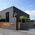 Fachadas de casas estilo contemporaneo for Fachadas de casas estilo contemporaneo
