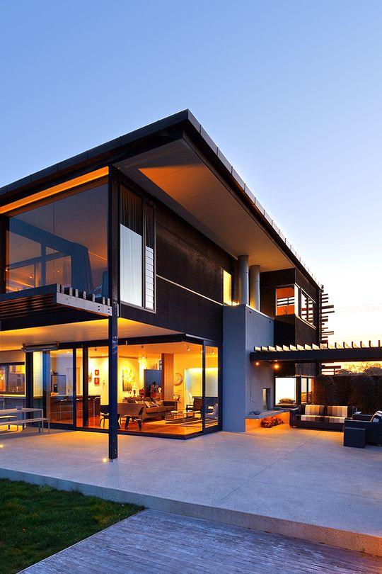 Fachadas de casas estilo contemporaneo 38 for Fachadas de casas estilo contemporaneo