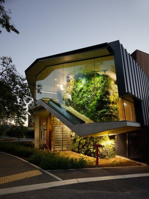 Fachadas de casas estilo contemporaneo 46 for Fachadas de casas estilo contemporaneo