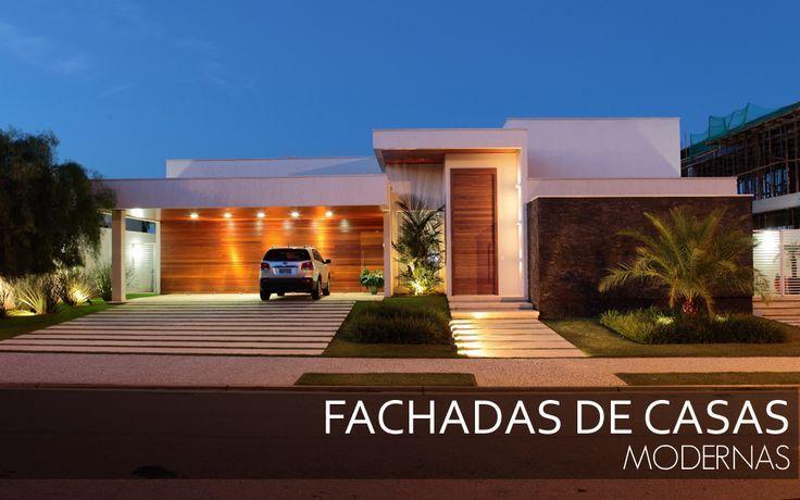 Fantasticas ideas para fachadas de casas 13 decoracion - Ideas para fachadas de casas ...