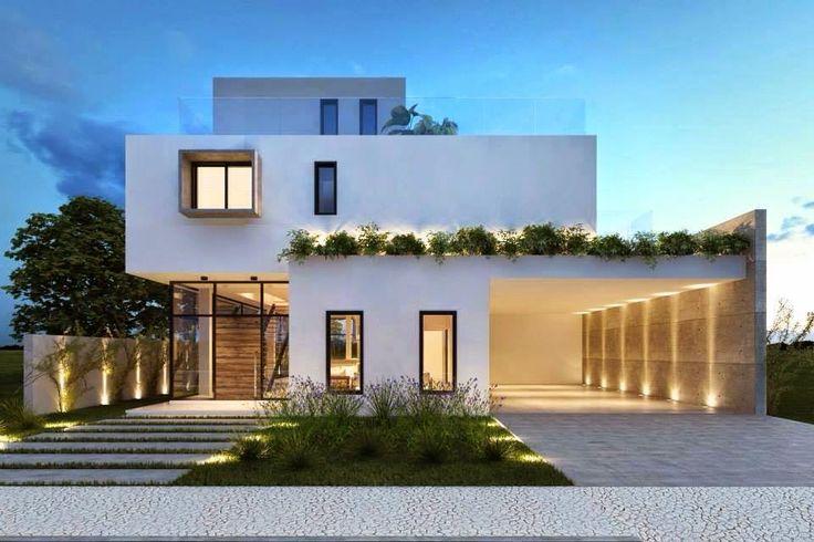 Fantasticas ideas para fachadas de casas 27 decoracion - Ideas para fachadas de casas ...