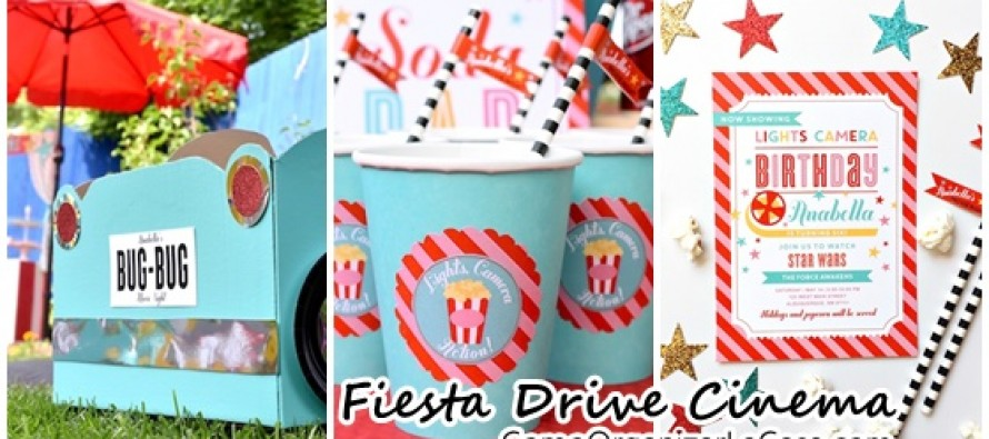 Fiesta Drive Cinema