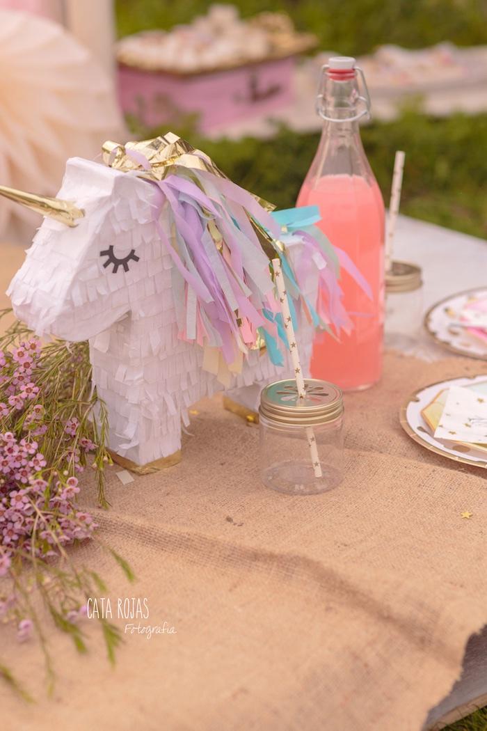 Fiesta Para Ninas Con Tematica De Unicornios 3