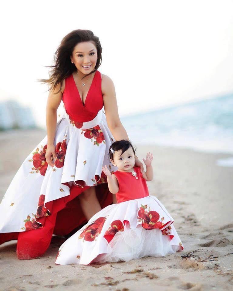 Fotos mama – hijos super fashion y hermosas
