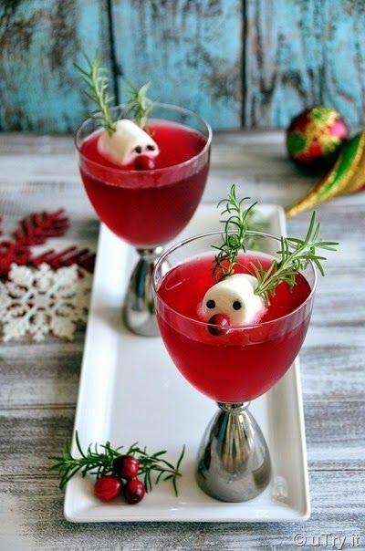 ideas de bebidas para tu cena navidea