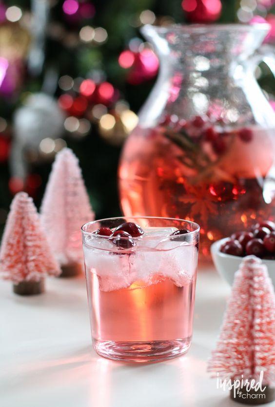Ideas de bebidas para tu cena navide a como organizar la casa fachadas decoracion de - Ideas para hacer la cena ...