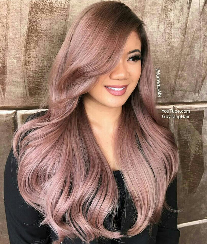 Ideas para color de pelo