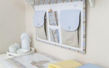 Ideas hermosas para cambiadores de bebé