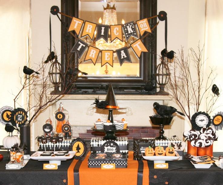 Ideas para decorar tu casa en halloween 32 decoracion de for Decorar piso halloween