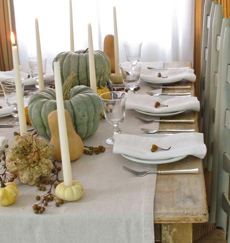 Ideas para decorar tu mesa en accion de gracias 14 for Decoracion de mesa para accion de gracias