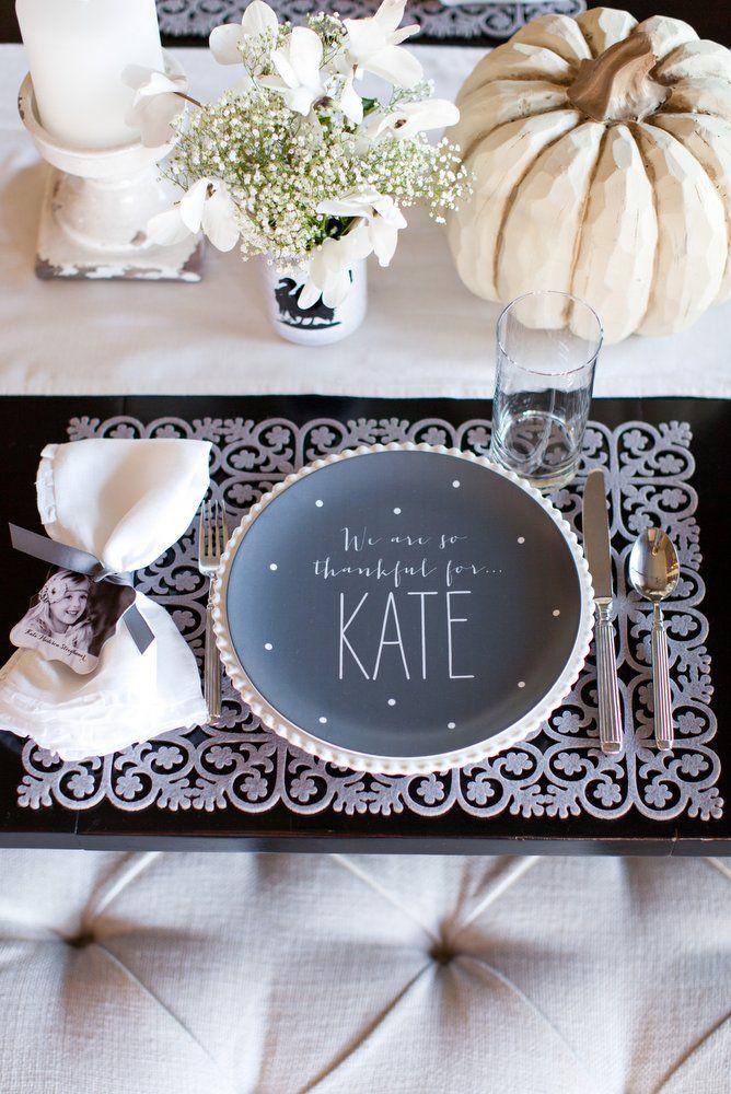 Ideas para decorar tu mesa en accion de gracias 50 for Decoracion de mesa para accion de gracias