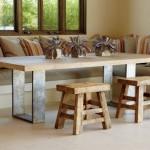 Muebles de madera - Decoración rustica (11)