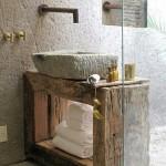 Muebles de madera - Decoración rustica (17)