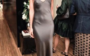 Outfits con slip dress – Comoda y sofisticada