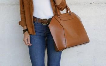 Outfits en tono marron ideal para otoño