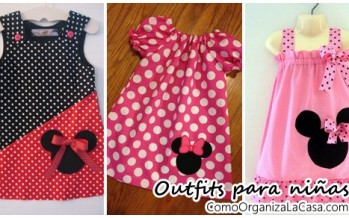 Outfits para niña de Minnie