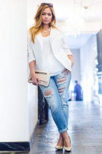 Tendencias de Moda para Mujeres Plus Size de 40 Anos y mas (4)