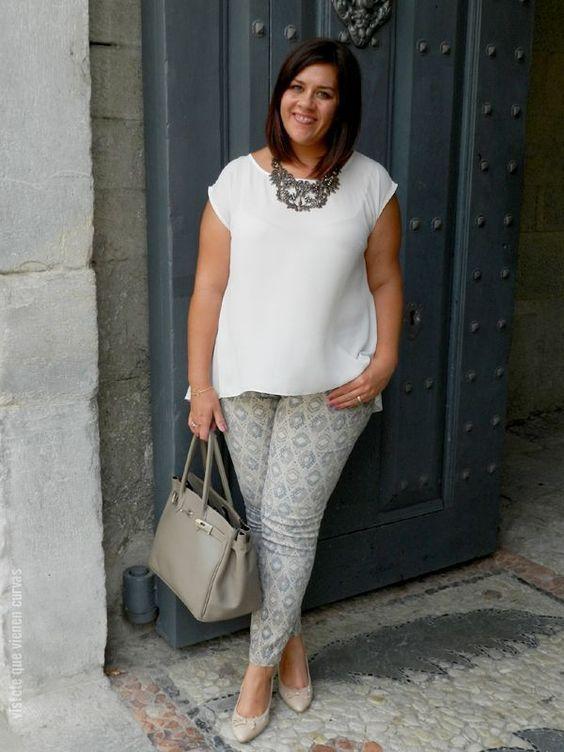 Tendencias de Moda para Mujeres Plus Size de 40 Anos y mas (6)