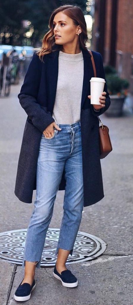 Tendencias en Outfits de invierno para mujeres de 40 años