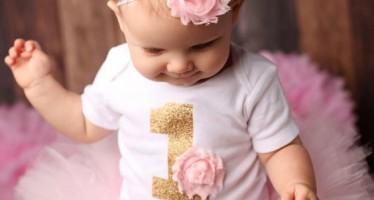 Tutus para el primer año de tu bebé