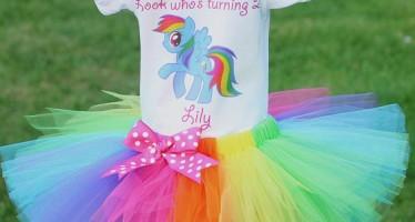 Tutus para niñas de My little Pony