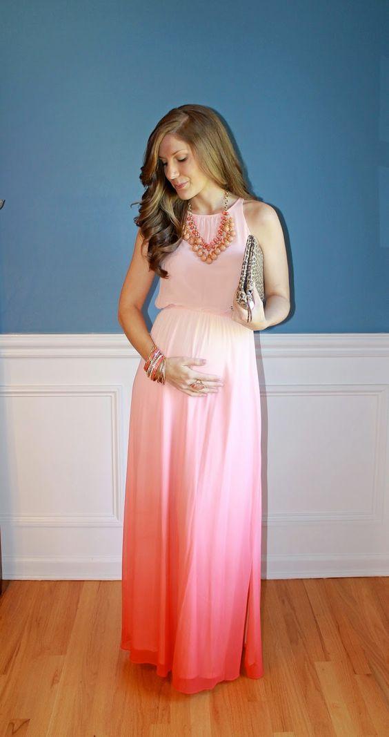 vestidos-que-la-futura-mama-puede-usar-en-su-baby-shower-16 ...