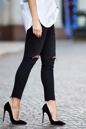 Zapatilla negras 2019