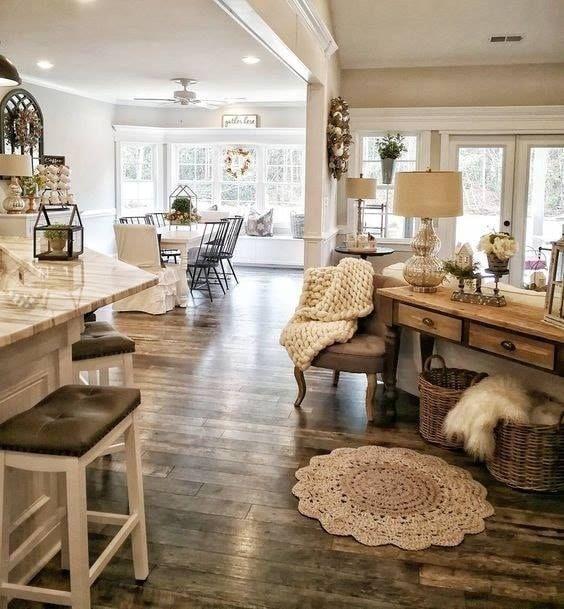 Muebles de madera Decoración rustica