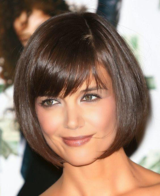 corte de cabello para mujeres con cara redonda