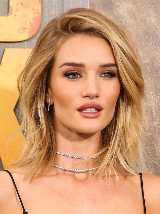corte de cabello y peinado para mujeres de 30 pelo corto