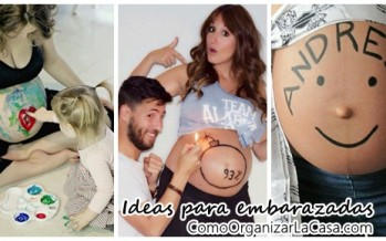 ¡Si estas embarazada estas ideas te van a encantar!