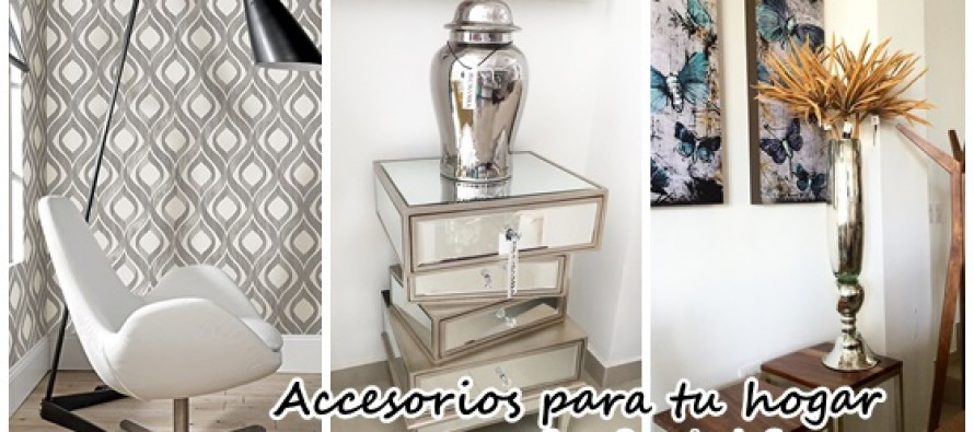 Accesorios que te ayudan a decorar tu hogar curso de for Accesorios para decorar la casa