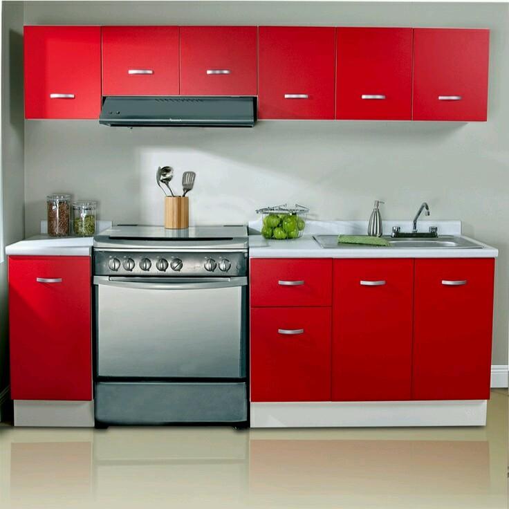 Amaras estas cocinas integrales 15 decoracion de for Lamparas para cocina home depot