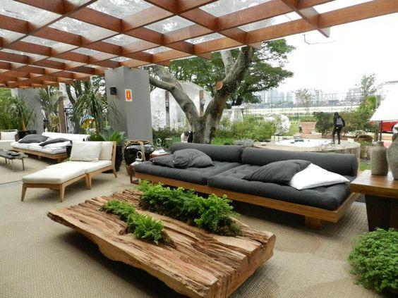 Decora el exterior de tu casa con comedor y sala de estar for Decora tu casa virtual