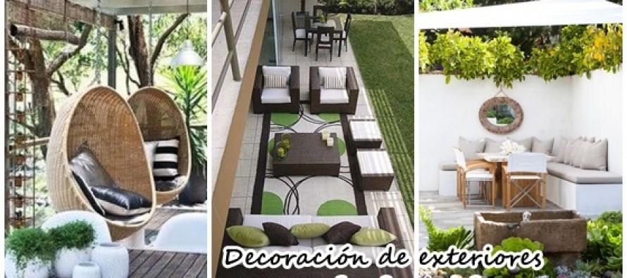 Exteriores De Casas. Affordable Puede Exigir Un Poco Ms De Pero ...