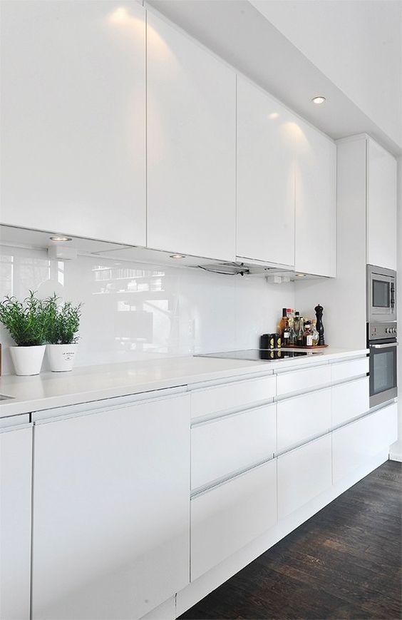 decoracion-de-interiores-en-blanco-cocinas-15 | Decoracion de ...