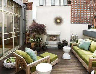 Decoracion de terrazas rusticas tendencia y comodidad 22 for Terrazas decoracion rusticas