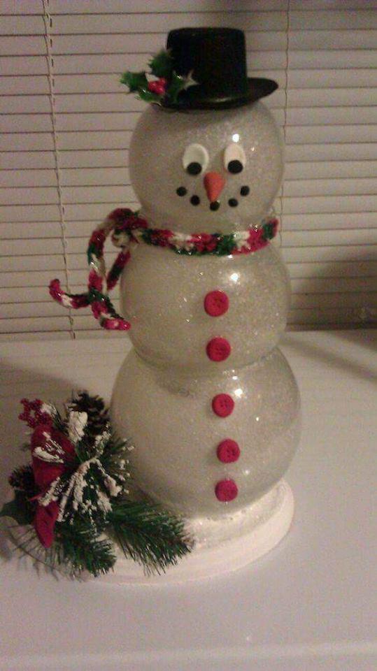 Decoraciones navidenas con peceras 11 decoracion de - Decoraciones de peceras ...