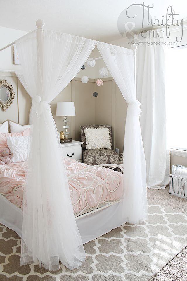 innovative girls bedroom decorating ideas   hermosas-ideas-para-decorar-habitacion-de-adolescentes-4 ...